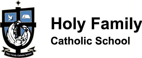 Holy Family Catholic School Logo