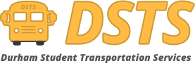 Logo for the Durham Student Transportation Services
